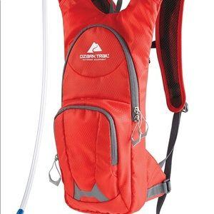 NWT Ozark Trails Hydration backpack